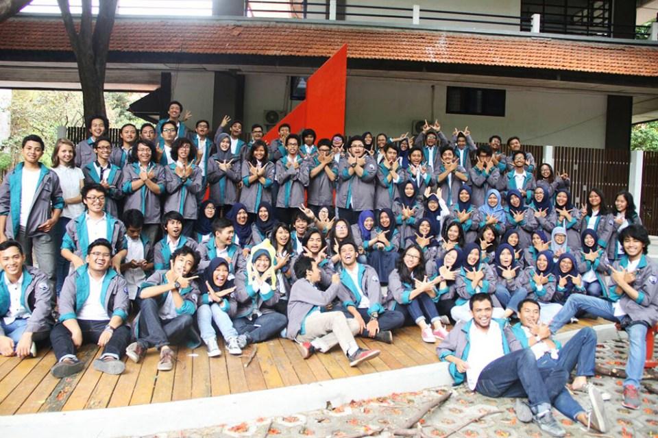 Angkatan 2014 Arsitektur ITS Surabaya
