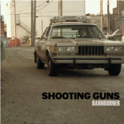 "Shooting Guns, Barnburner Wolfcop 7"" vinyl"