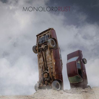 Monolord Rust Album