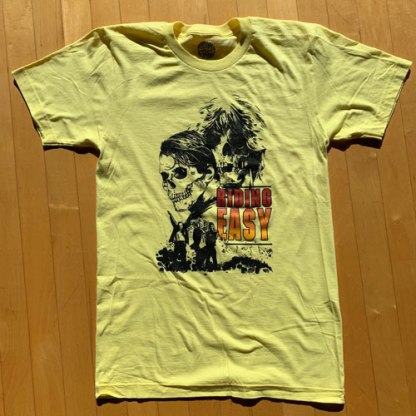 Point Break Tee in Yellow