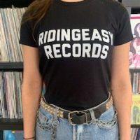 RidingEasy Records Women's Tee