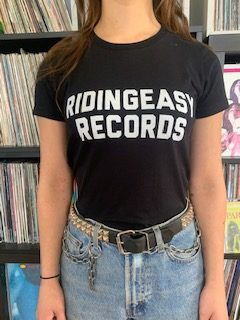 RidingEasy Records Women's Tee