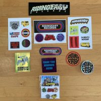 patches stickers