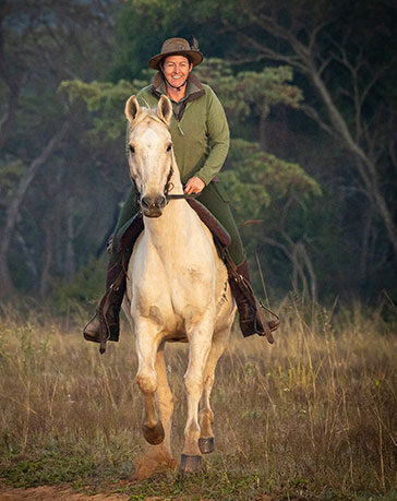Outride on safari
