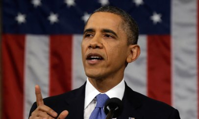 President Obama Delivers state of the union