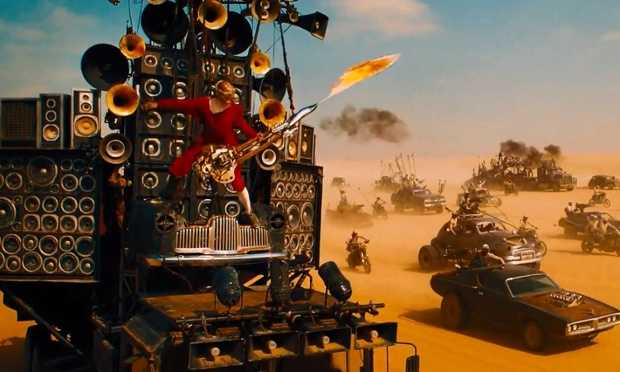 Mad Max Fury Road is NOT your Father's action film