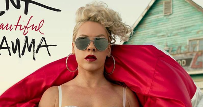 Album Review: Pink – Beautiful Trauma