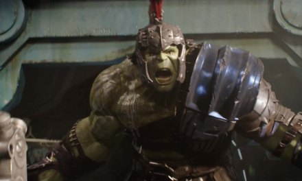 Thor Ragnarocks!!