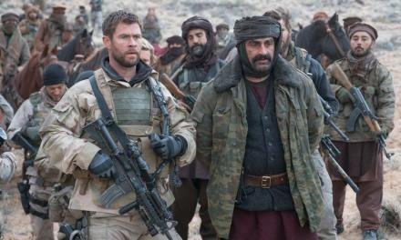 12 Strong is Certainly That