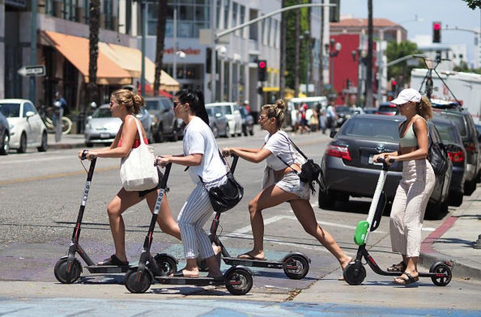 Scooter Insanity?