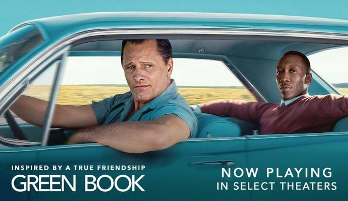 Green Book Surprised Me