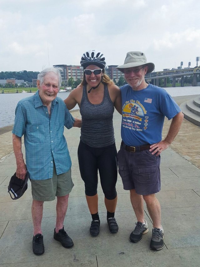 David-and-Edwin-with-biker-woman-at-Pittsburgh-Point.800-123951