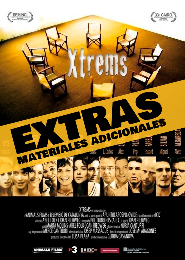 Xtrems materiales extras