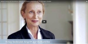 Sabine Freifrau von Schorlemer, UNESCO-Lehrstuhl für Internationale Beziehungen, Dresden. Copyright: Tutzing.