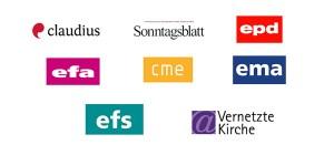 Logos Evangelischer Presseverband für Bayern e.V. (EPV)