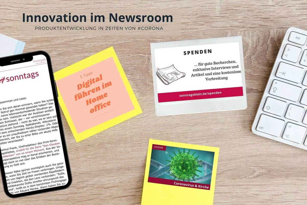 Innovation im Newsroom