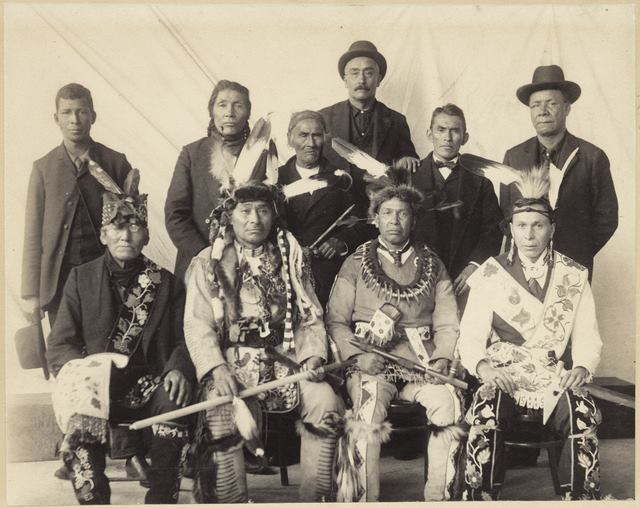 the Ojibwe had close ties to the Métis people at this time. Some of our ancestors come from the Ojibwe.