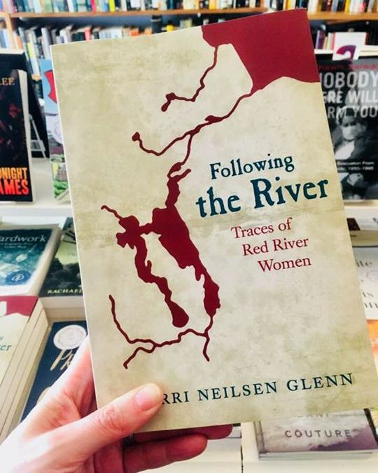 we at Riel: Heart of the North congratulate the poet, Lorri Neilsen Glenn, on this great achievement and look forward to reading this.