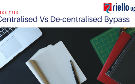 YouTube thumbnail centralised vs decentralised UPS bypass systems