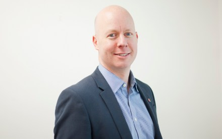 Chris Cutler, Corporate Account Manager, Riello UPS