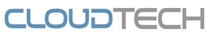 CloudTech website logo