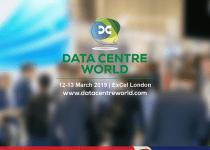 riello ups attending data centre world 2019. stand d520