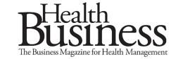 health business magazine logo