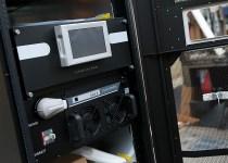 multi power mpw modular ups with door open