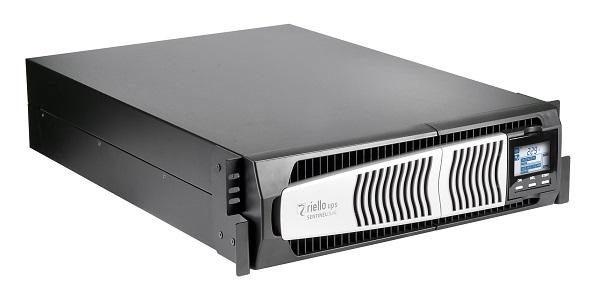 Rack-mount version of Riello UPS Sentinel Dual (SDU) UPS system