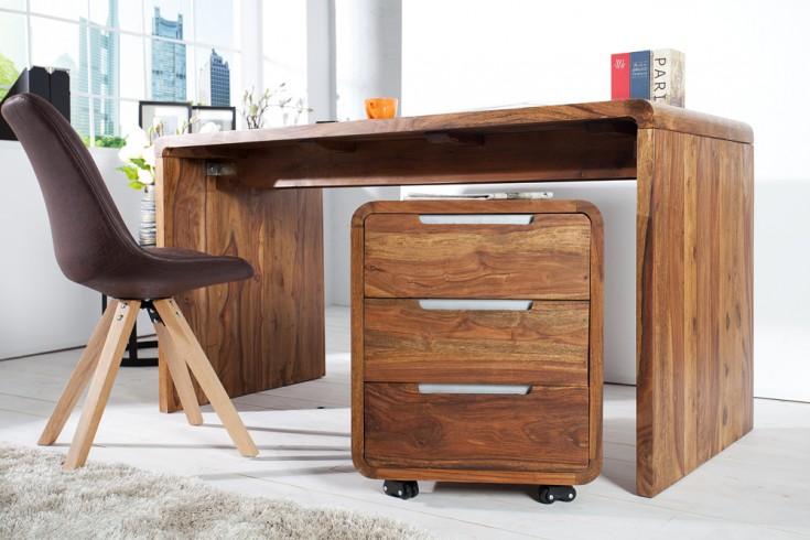 Schreibtisch Sheesham Holz 2021