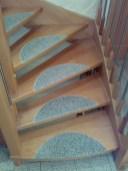 Treppen mit Graniteinlagen 24
