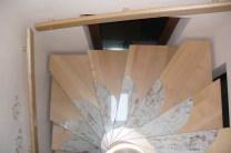 Treppen mit Graniteinlagen 13