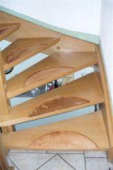 Treppen mit Graniteinlagen 23