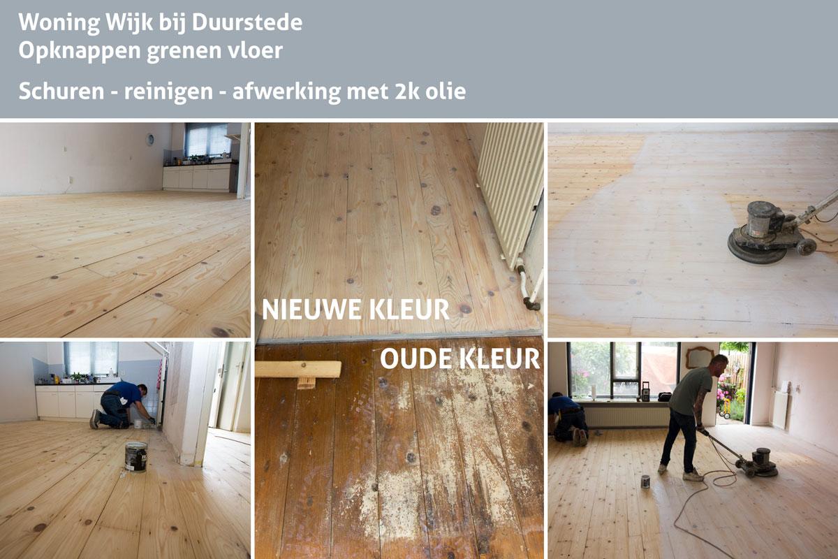 Grenen Vloer Behandelen : Grenen vloer olie beautiful excellent dan de houten vloer