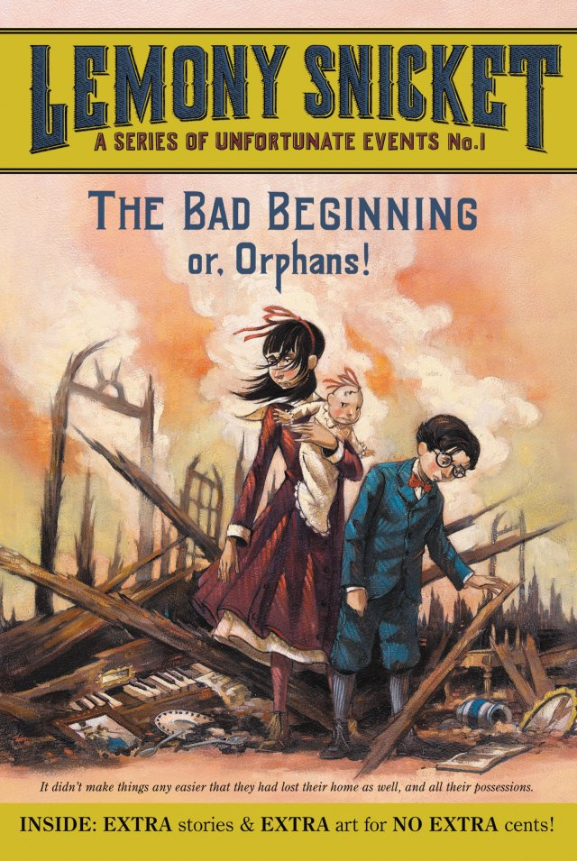 The Bad Beginning Printables, Classroom Activities, Teacher