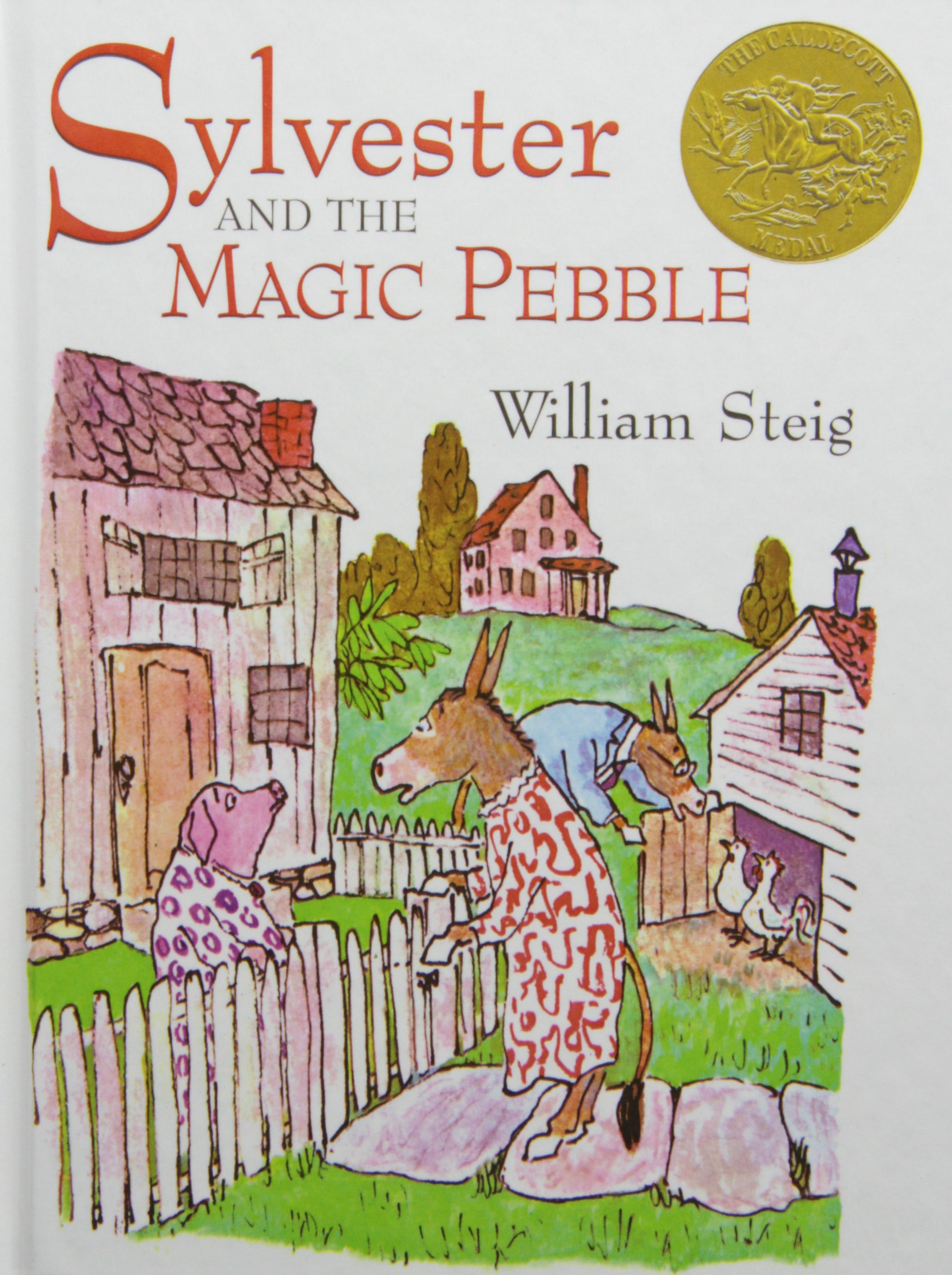 Worksheets Sylvester And The Magic Pebble Worksheets
