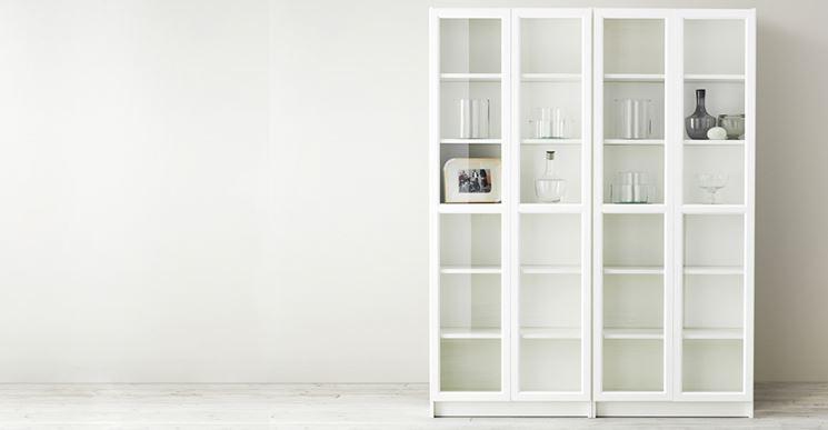Librerie Componibili Mobili Tipologie Di Librerie