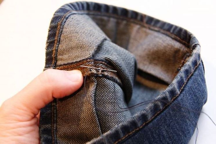 Come Fare Lorlo Ai Jeans Sartoria Come Realizzare L
