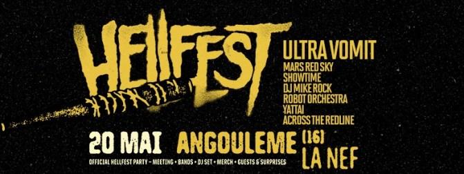 Hellfest - Mars Red Sky
