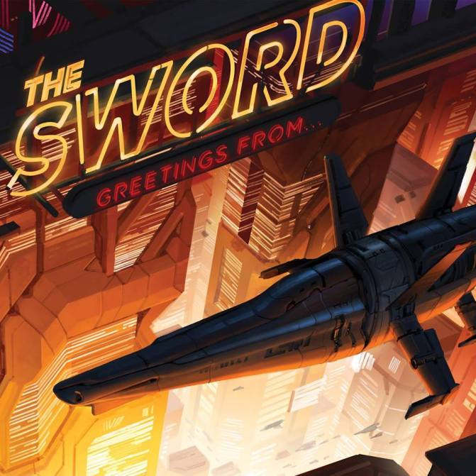 The Sword - 'Greetings From...' Live Album
