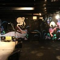 4/13/2017 @ The Odditorium in Asheville NC (Photo: Leanne)