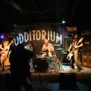 Midmourner, 4/13/2017 @ The Odditorium in Asheville NC (Photo: Leanne)