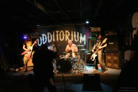Midmourner, 4/13/2017 @ The Odditorium in Asheville NC (Photo: Leanne)