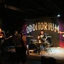 Horseflesh, 4/13/2017 @ The Odditorium in Asheville NC (Photo: Leanne)