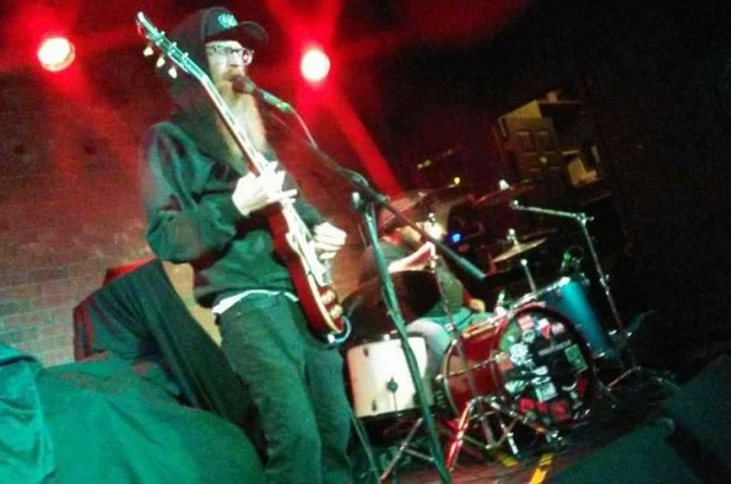 Red Beard Wall - Live on April 29th 2017