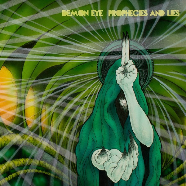 DemonEye Prophecies And Lies cover art