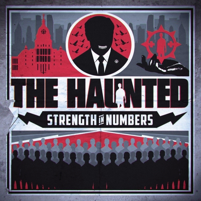 THE HAUNTED Share 'Strength In Numbers' Details; New Video Debut