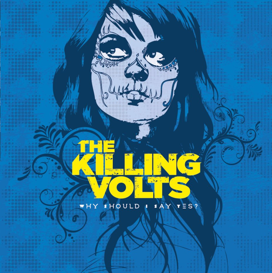 KILLING VOLTS 'Why Should I Say Yes?' EP Review, Stream & Video Premiere