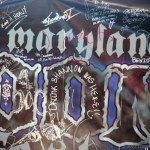 Close up of MDDF banner - Photo by Leanne Ridgeway