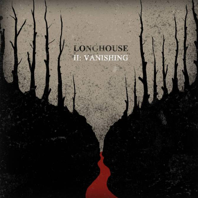 Longhouse - II: Vanishing, Album Art by Mosaeye
